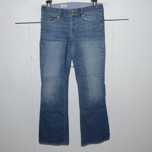 Gap perfect boot womens jeans size 10 R 8366